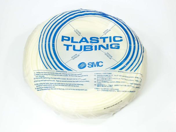SMC Polyurethane Tubing 100' OD: 8mm ID: 5mm WHITE NEW NOS TU0805W-100