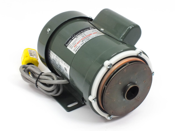 Iwaki MD-70RLZT Magnetic Drive Pump Motor 115VAC 11.4GPM Fluoroplastic - No Head