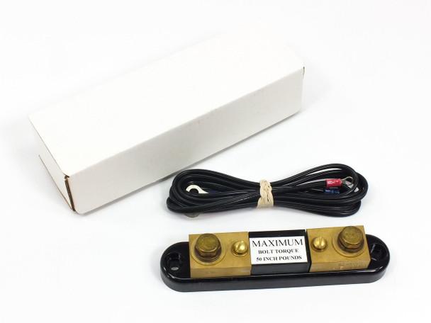 Simpson Electric 06704  Portable Shunt 10Amp 50mV 1 918-6704