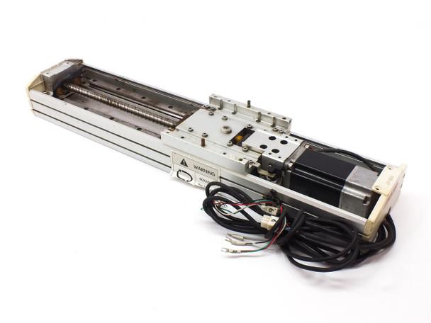 Taiyo Linear Actuator 255mm Travel 200VAC 400W -NO COVER XY-5015