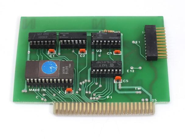 Apple II PCB  Card NEC D2716 W15536 Chip