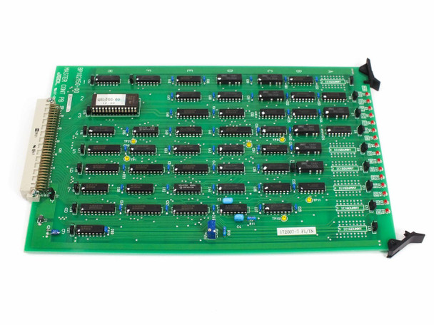 Jeol / Datum Master Cont PB Card / Board 886550050 172007-7 FL/TN BP102150-00