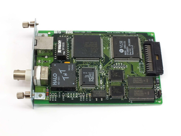 IBM 63H2449  Printer Ethernet 10Base-T 10Base2 Card Tolkin Ring SB0110440