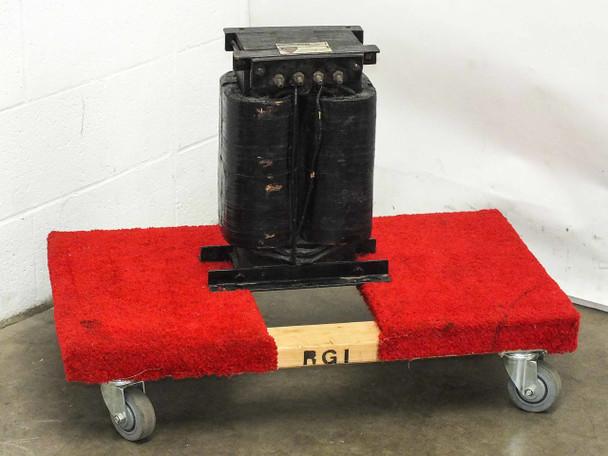 Electro Engineering Works Heavy-Duty Transformer PRI: 115/230 SEC: 500 10 KVA