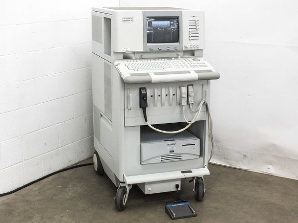 Acuson 128XP/10  Computed Ultrasound Sonography Imaging System - As Is/For Parts