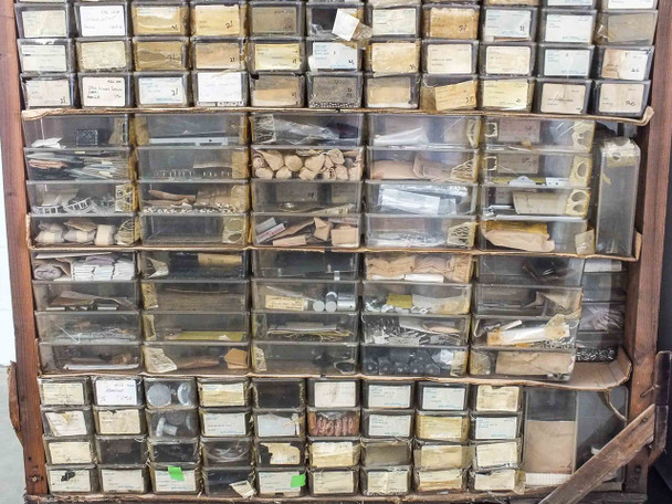 Giant Lot of Various Camera and Film Parts on Pallet