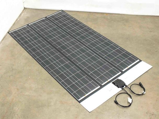 Solopower SFX1-i3 100 Watt CIGS 5' Long Flexible Solar Panel RV Boat Camping