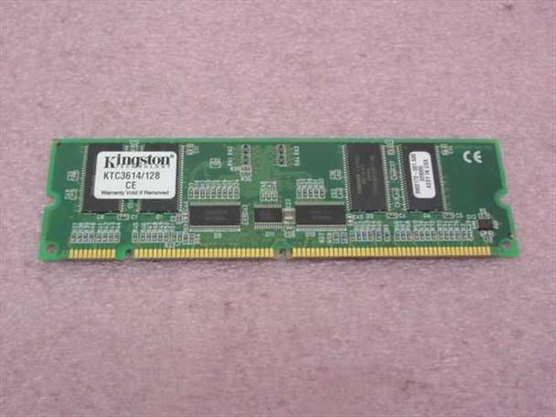 Kingston KTC3614/128CE 128MB 168-Pin DIMM SDRAM Memory RAM - Proliant Computer