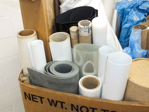 Name Brand Assorted1010 Pounds of Solar Panel Cell Encapsulation Material Rolls