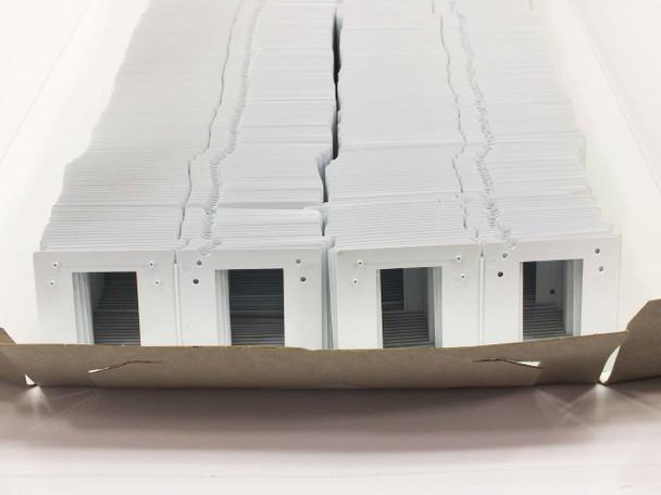 Generic 50x50mm Box of 500 35mm Plastic Slide Mount Frames MN: 51304511-100