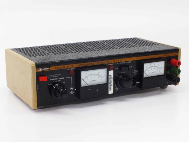 B&K Precison Model 1601  Regulated DC Power Supply 105-125V AC, 60Hz, 160W AS-IS