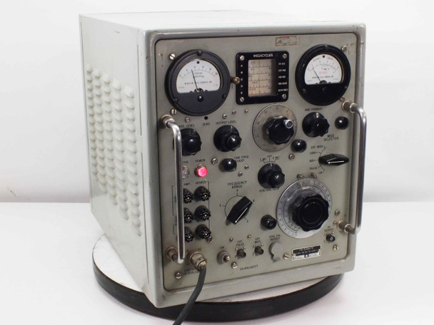HP TS-510A/U 2192 Signal Generator - US Navy - As Is