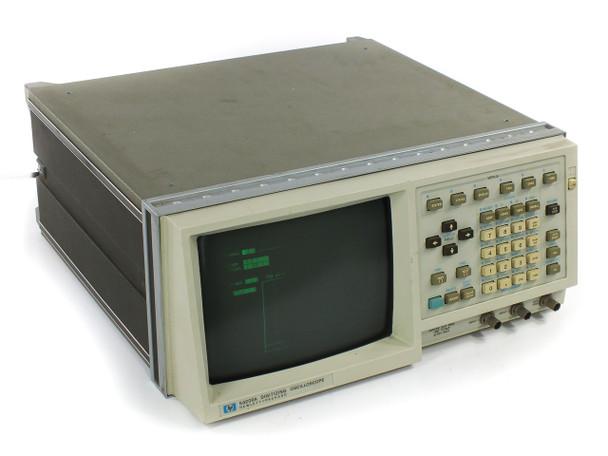 Hewlett Packard 54200A 2-Channel 50MHz Digitizing Oscilloscope - No Screen Burn