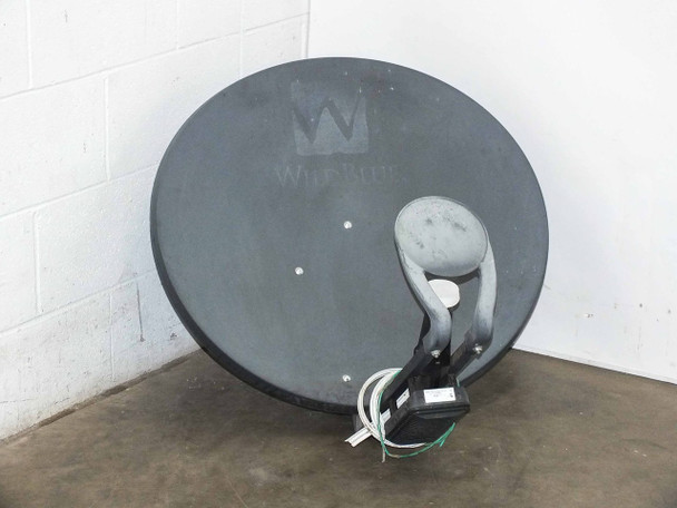 Wildblue USM-TXR-KA01-F-01-110  Transceiver Satellite Dish Internet Left Hand