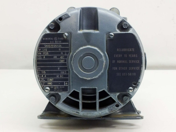 Gast  0211-103a-g8c  Motor Mounted Rotary Vanes