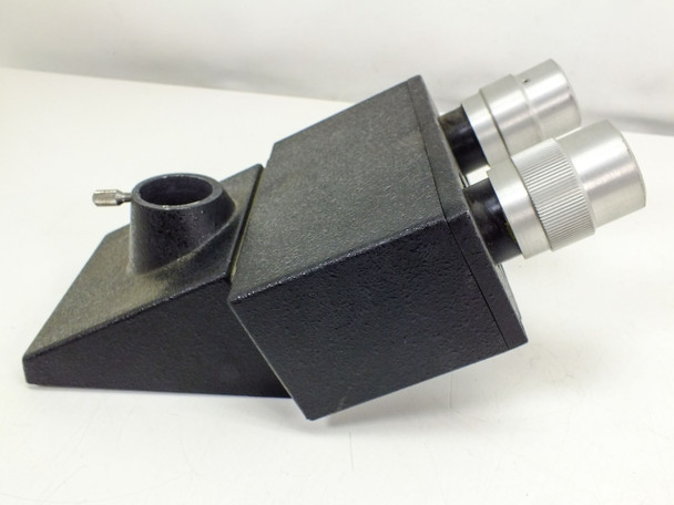 Stereo Microscope  Head Block with Eyepiece Swivel Dial 51