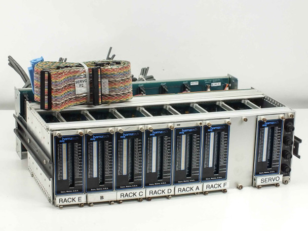 Steag Hamatech I/O  Cards with Chassis