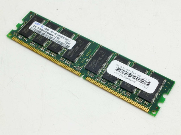 Samsung M368L2923CUN-CCC 1GB DDR RAM 400 MHz DIMM 184-Pin RAM PC3200 RAM Module