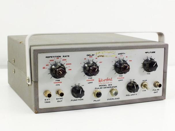 Rutherford B-14 Pulse generator