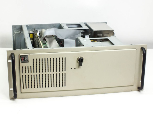 Texas Micro 4508-P-RM Pentium 1 166MHz Single Board Industrial Computer System
