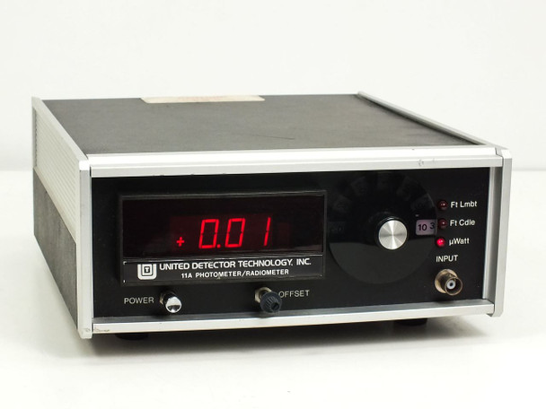 United detector technology 111A  Photometer / Radiometer