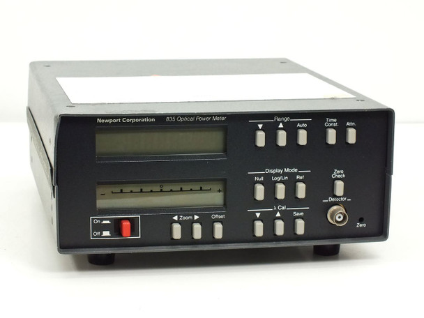 Newport Research 835 Optical Laser Pico-Watt Digital Power Meter 400~1000nm
