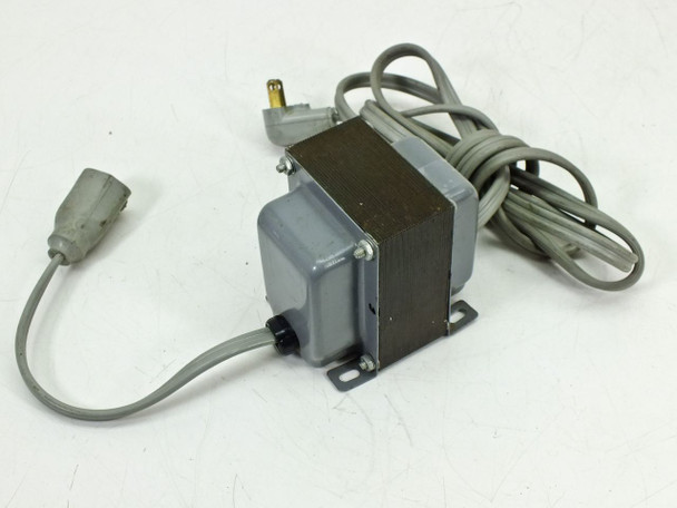 Generic 120 Volt Isolation Transformer PRI: 120 SEC:120 - Ground Pin is Cut