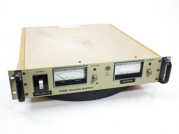 Electronic Measurement TCR SRC DC Power Supply 150V 7A (150S7-1-0386T-OV-LB)