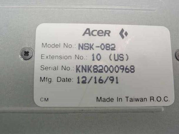 Acer Laptop Keyboard NSK-082