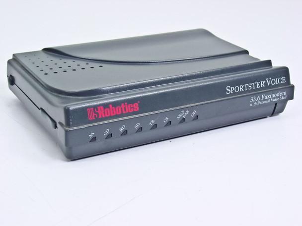 US Robotics  1.013.730  Sportster Voice 33.6 Faxmodem