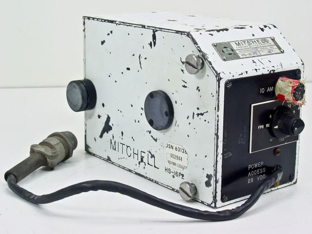 Mitchell HS-16-F2 High Speed 16mm Camera Housing w/ Movement - Vintage Film