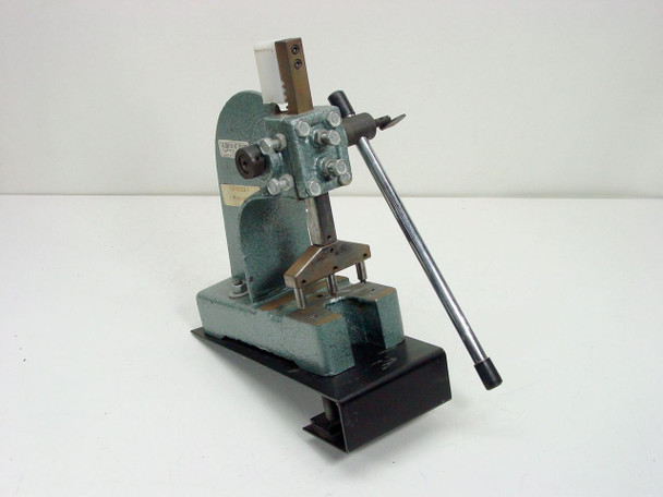 "Benchtop Shop Press for Machine Shops 2"" Stroke"