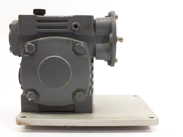 Gong TZYH Worm Gear Speed Reducer 1:30 1/2 HP 13/17 mm Shafts BHE50