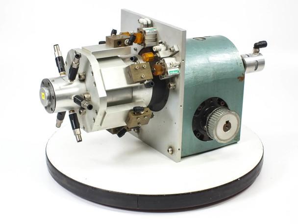 Indexing Drive with Humphrey TAC² 41P Valves & Chanto JG20X5 BD-2AA-008-P01A