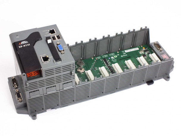 ICP DAS XP-8000 Series PLC Embedded Industrial PC 500 MHz XP-8741