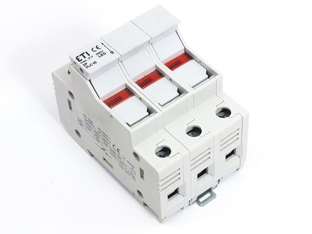 ETI VLC10 3-Pole Fuse Holder/ Disconnector AC-22B 3W 690V