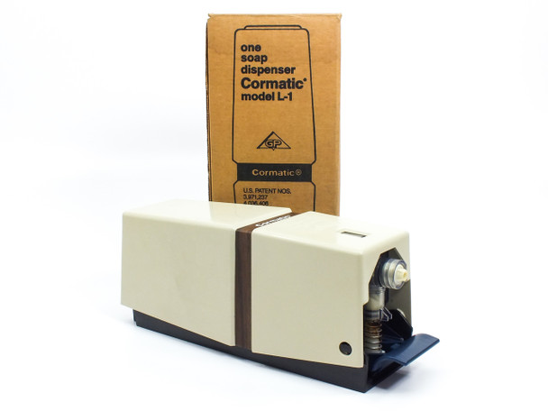 Cormatic L-1 One Soap Dispenser- Used in good condition