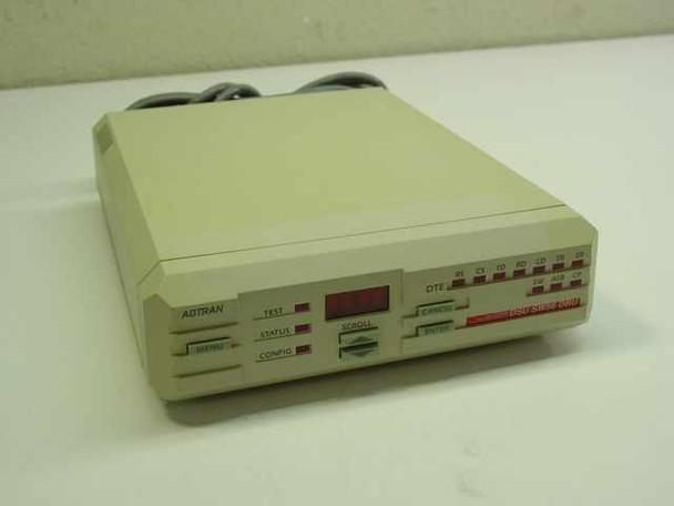 Adtran DSU SW56 DBU Modem 1200013L2