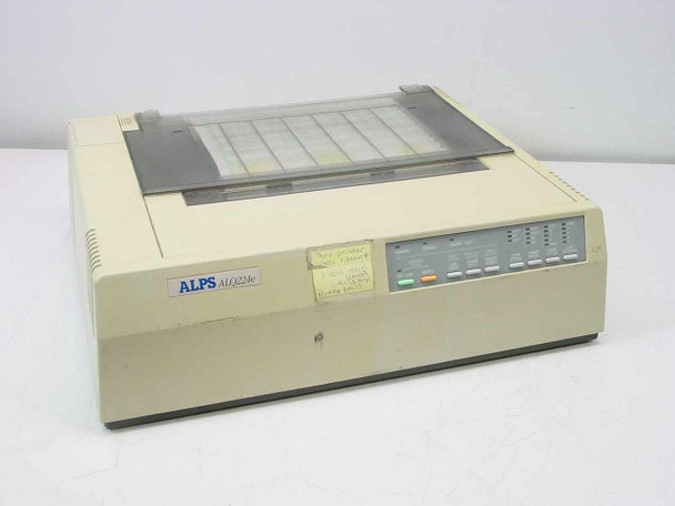 Alps ALQ224e Dot Matrix Printer - ALQ200 - Missing Knob