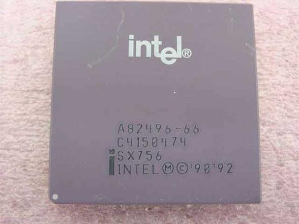 Intel 66Mhz Cache Controller Ceramic A82496-66 SX756