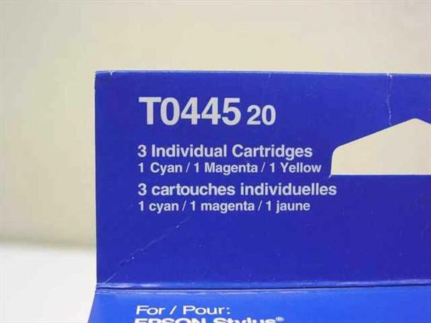 Epson TO44520 3 Individual Cartridges