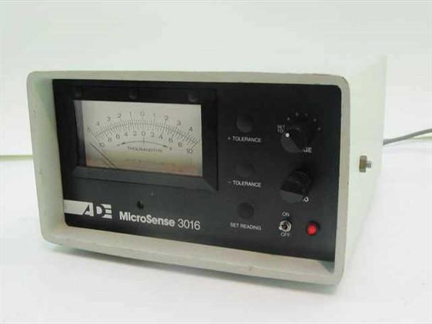 ADE MicroSense Tolerance Measurement Unit 3016 A