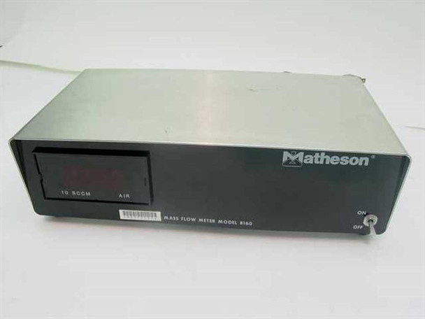 Matheson 8160 Mass Flow Meter