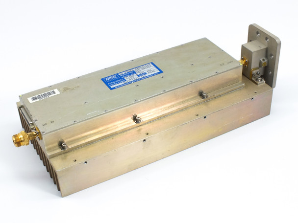 MSE CPA 6010EF SS Power Amplifier 5.925-6.425 GHz