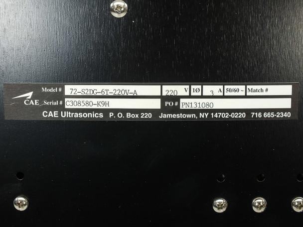 Ney Ultrasonics 72-S2DG-6T-220V-A 72kHz SweepSonic 2 Ultrasonic Generator - 220v