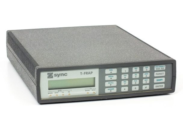 Sync T-FRAP-R404 WAN Frame Relay Access Probe - 56/64 Kbps Networking