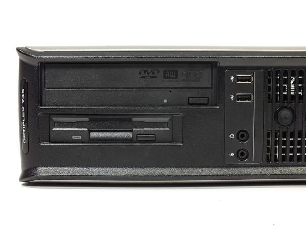 Dell Optiplex 745 DT Intel Core 2 DUO 2.13GHz, 2GB RAM, 80GB HDD