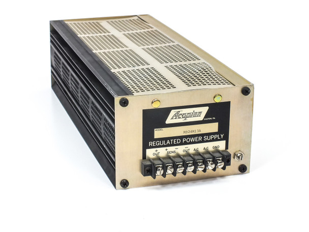 Acopian RD24M13A AC/DC Power Supply 24VDC 13Amp *AS-IS/FOR PARTS* Low Output