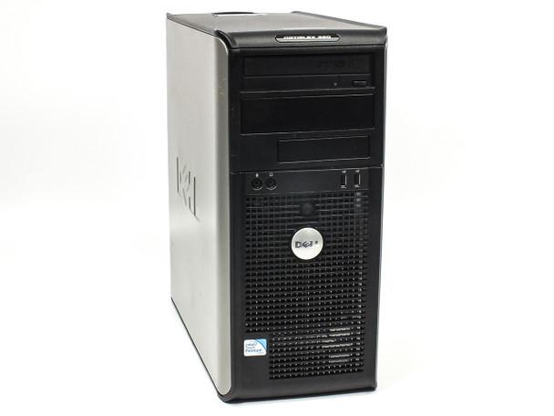 Dell Optiplex 380 Intel Core 2 Duo 2.7GHz 2GB RAM 160GB HDD Desktop PC Tower