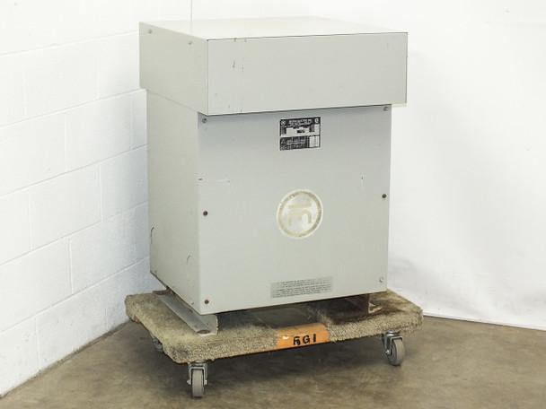 Matra Electric 6075432L 75 kVA 266v 3ph Transformer PRI:480 Delta SEC:480Y/266